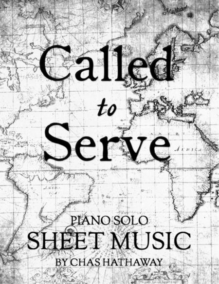 Called to Serve, piano solo