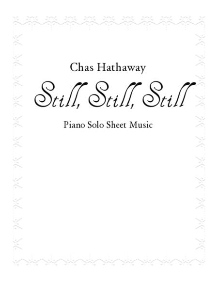 Still, Still, Still, Piano Solo