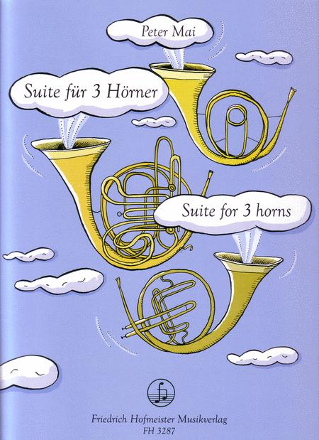 Suite fur 3 Horner