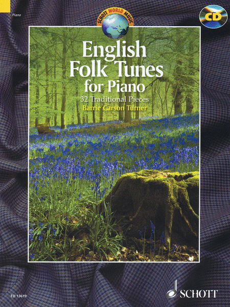 English Folk Tunes for Piano