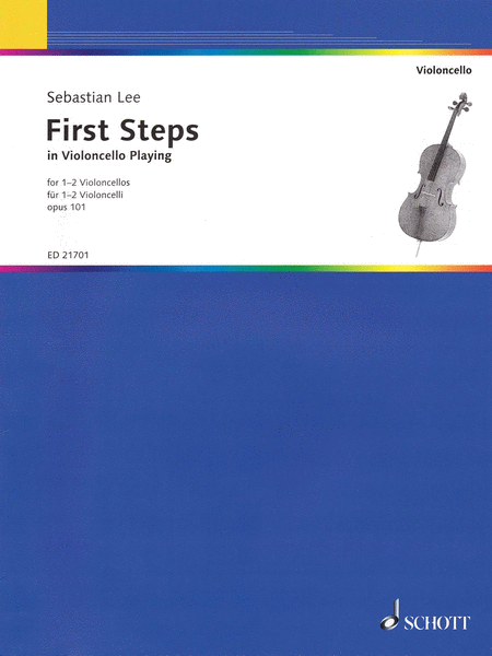 First Steps in Violoncello Playing, Op. 101
