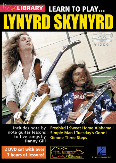 Learn to Play Lynyrd Skynyrd