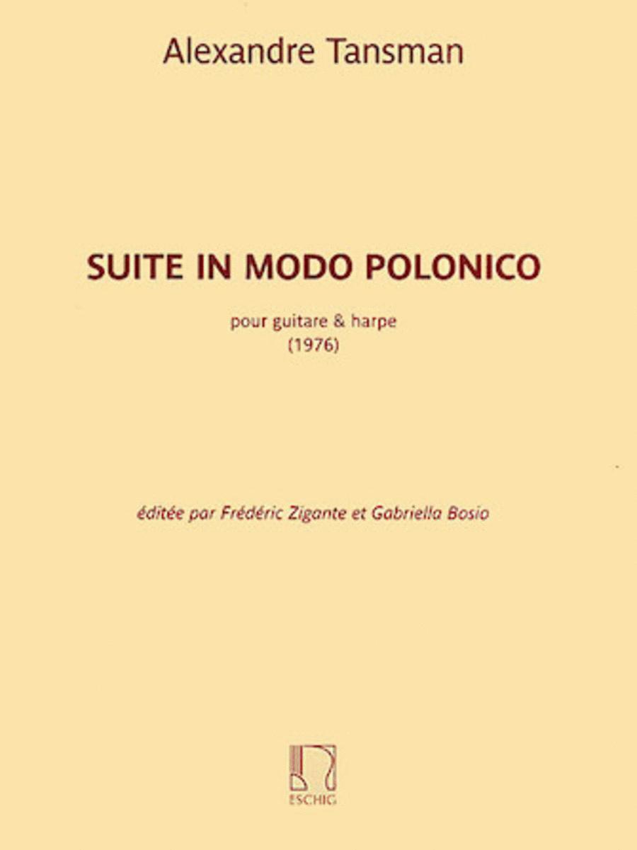 Suite in modo polonico