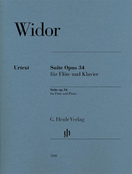 Suite, Op. 34