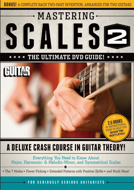 Guitar World -- Mastering Scales, Volume 2