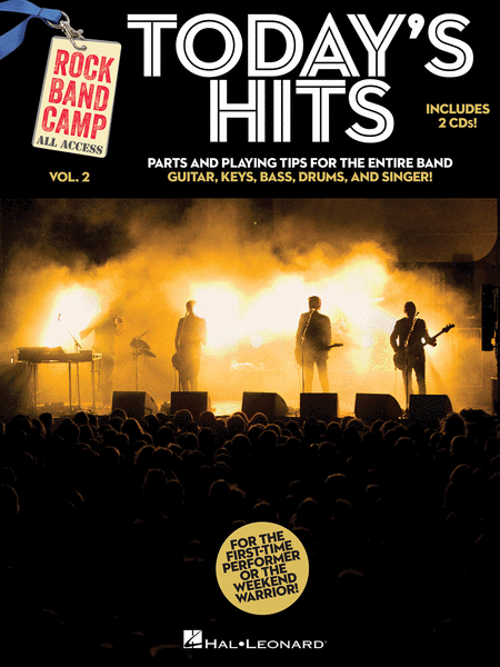 Today's Hits - Rock Band Camp Volume 2