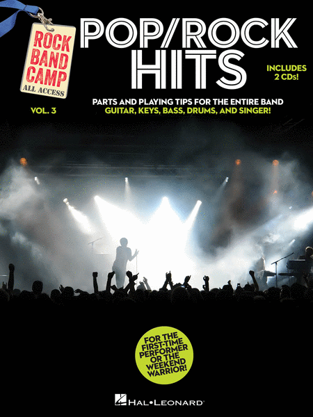 Pop/Rock Hits - Rock Band Camp Volume 3