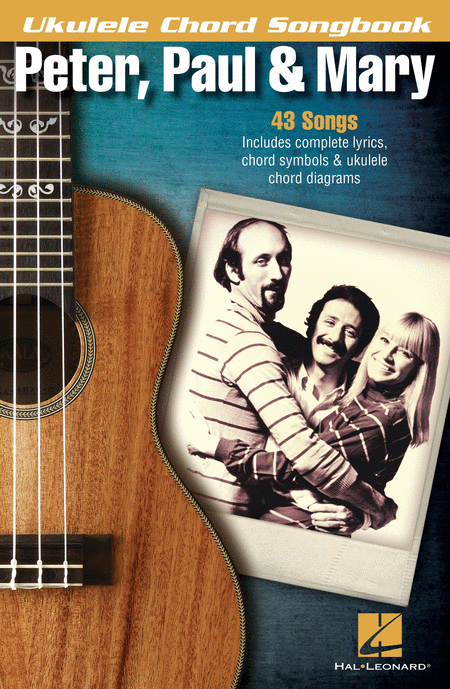 peter paul mary ukulele chord songbook. Black Bedroom Furniture Sets. Home Design Ideas