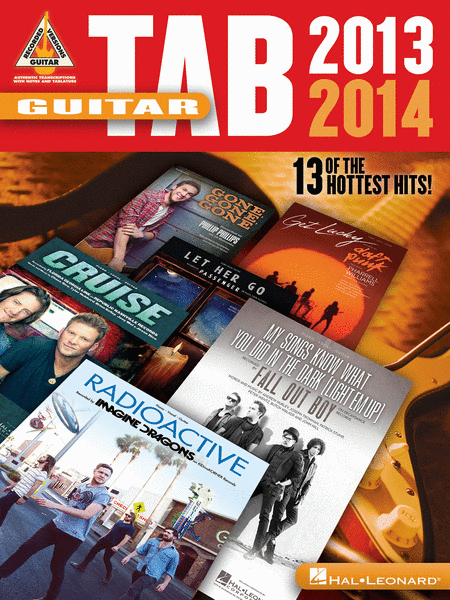 Guitar Tab 2013-2014