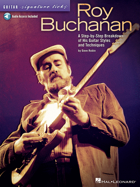 Roy Buchanan - Guitar Signature Licks