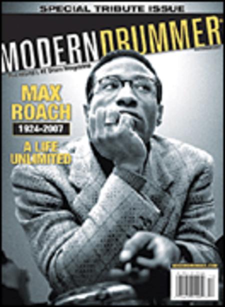 Modern Drummer Magazine Back Issue - December 2007