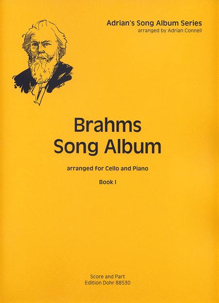 Brahms Song Album I fur Violoncello und Klavier