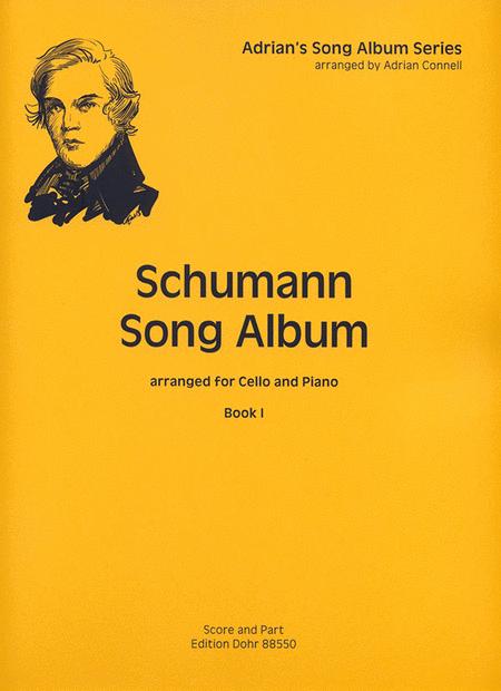 Schumann Song Album I fur Violoncello und Klavier