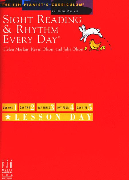 Sight Reading & Rhythm Every Day