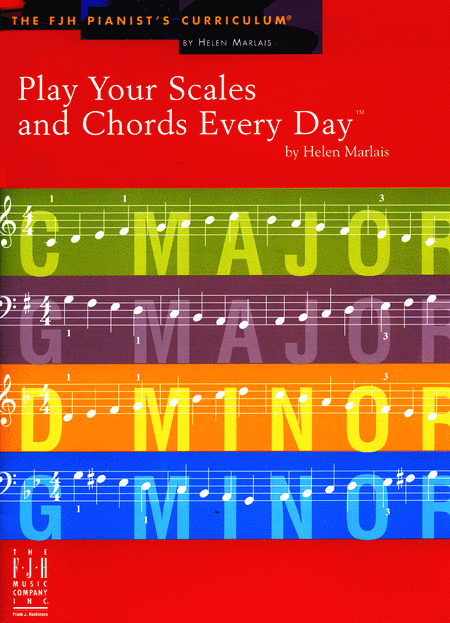 Play Your Scales & Chords Every Day