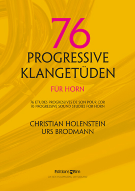 76 Progressive Sound Studies