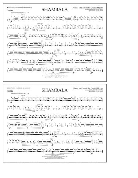 Shambala - Snare