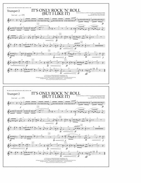 It's Only Rock 'n' Roll (But I Like It) - Trumpet 2