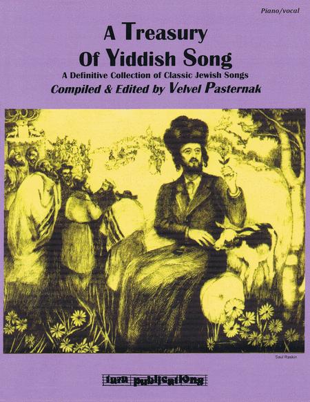 A Treasury of Yiddish Song