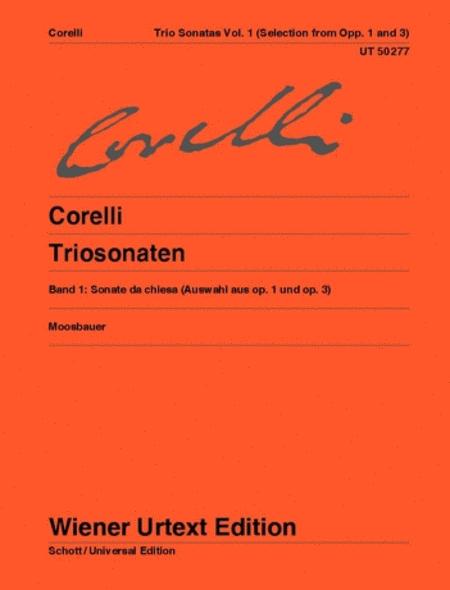 Triosonaten Vol.1 (Trio Sonatas Vol.1)