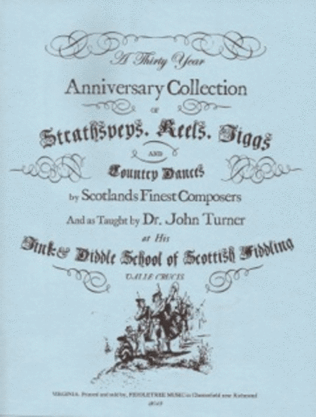 Jink & Diddle 30th Anniversary Collection of Scottish Music