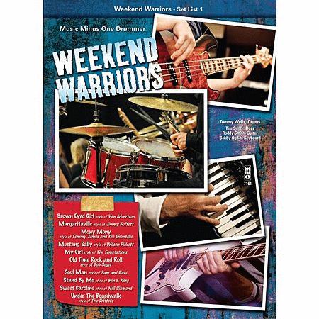 Weekend Warriors - Set List 1, Drums