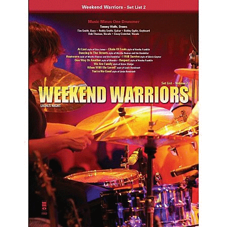 Weekend Warriors, Set List 2 - Ladies' Night Singer's Songbook
