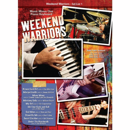 Weekend Warriors - Set List 1, Piano/Keyboard