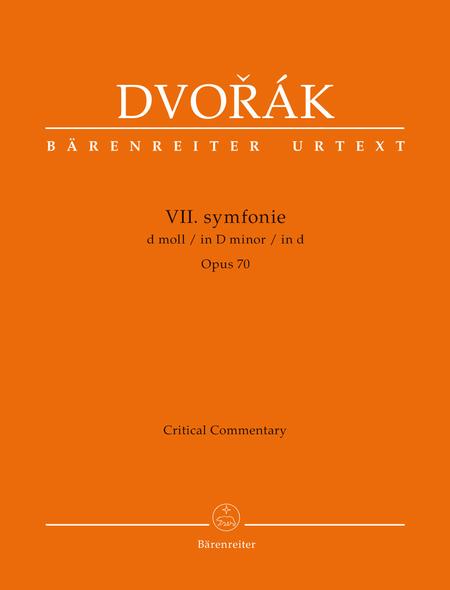 Symphony Nr. 7 D minor op. 70