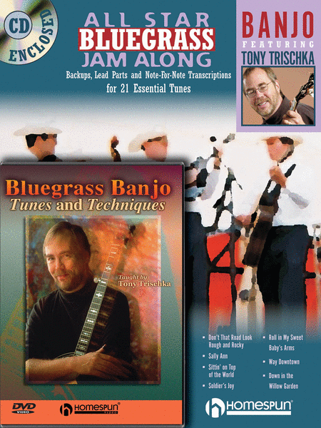 Bluegrass Banjo Pack