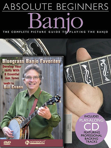 Bill Evans Banjo Pack