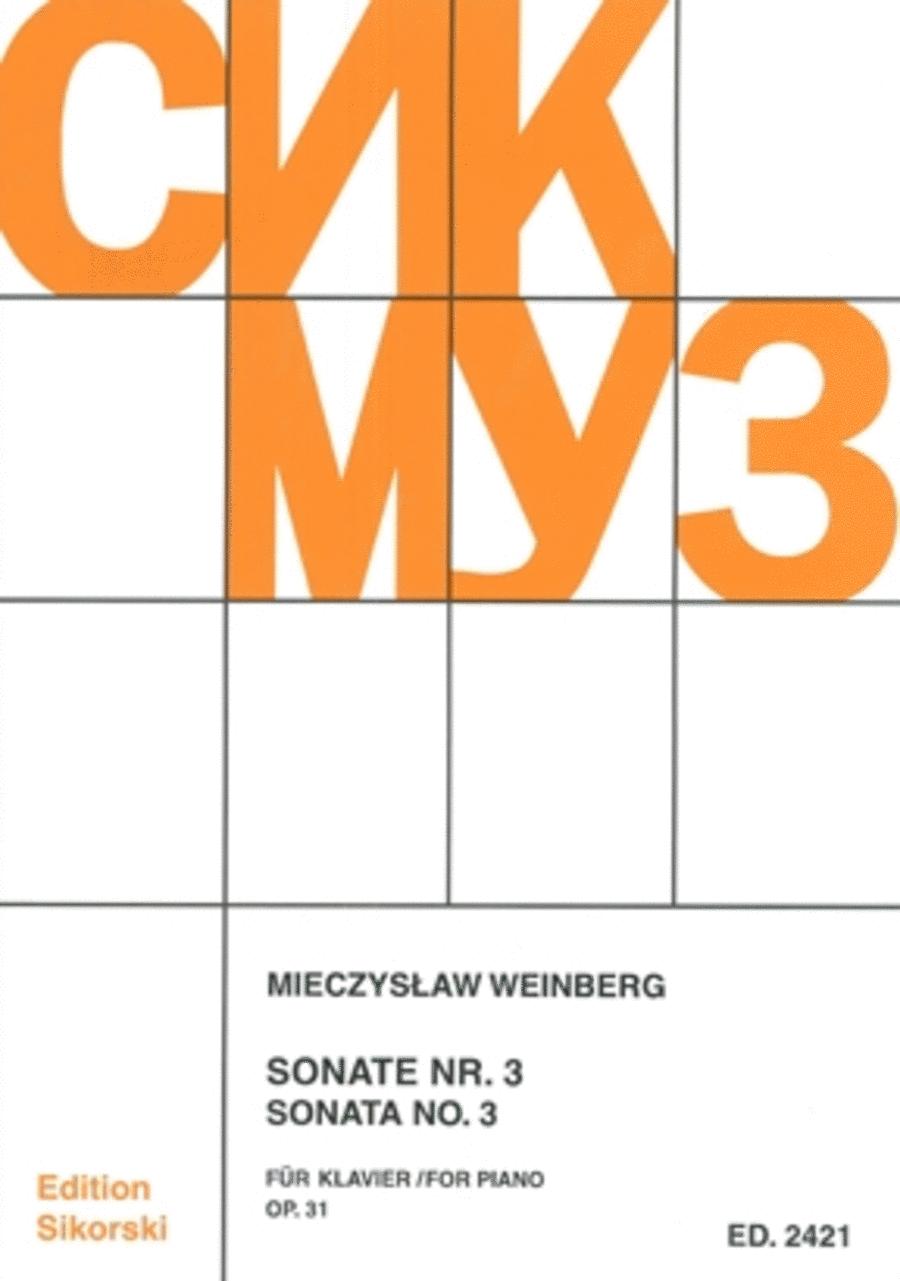 Sonata No. 3, Op. 31