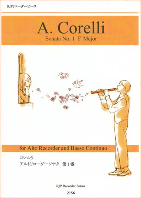 Sonata in F Major  Op. 5-1