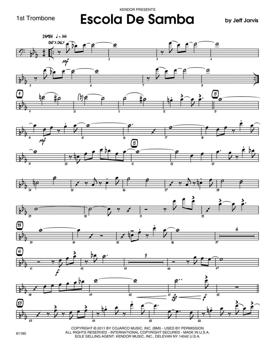 Escola De Samba - Trombone 1