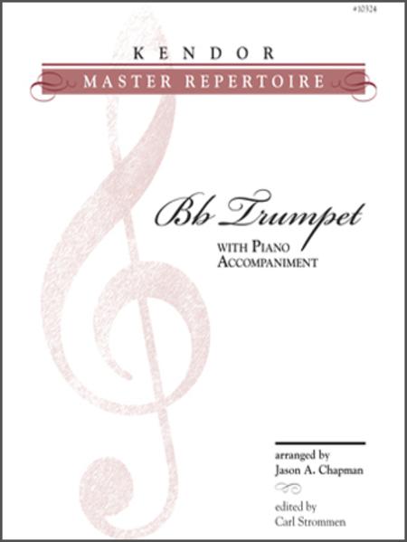 Kendor Master Repertoire - Trumpet