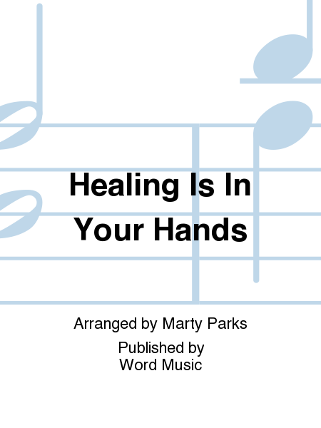 Healing Is In Your Hands