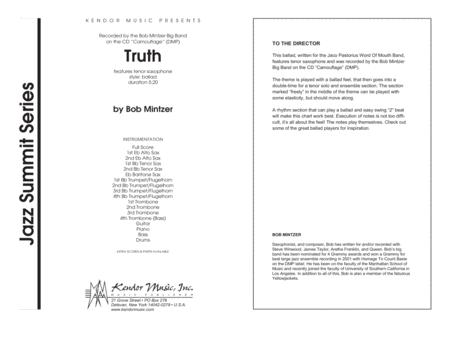 Truth - Full Score