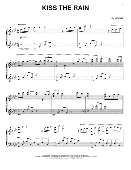 Ukulele ukulele tabs kiss the rain : Piano : piano tabs kiss the rain Piano Tabs Kiss The also Piano ...