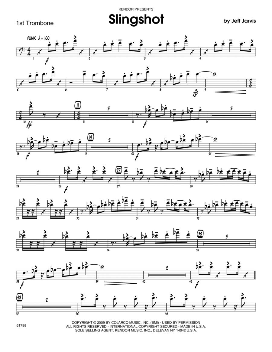 Slingshot - Trombone 1
