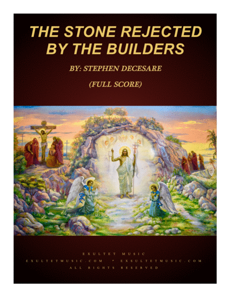 The Stone Rejected By The Builders
