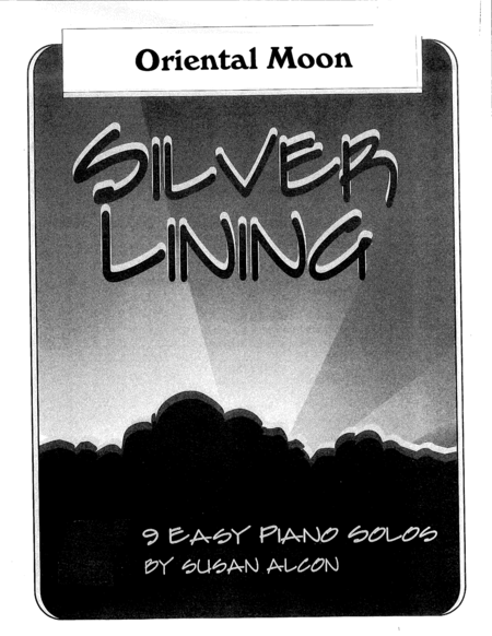 Oriental Moon from Silver Lining by Susan Alcon