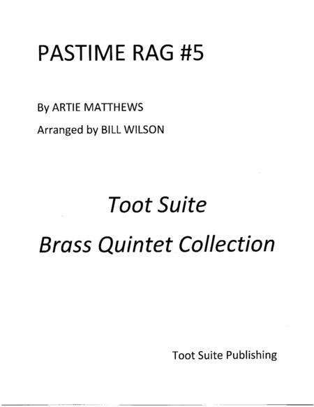 Pastime Rag #5