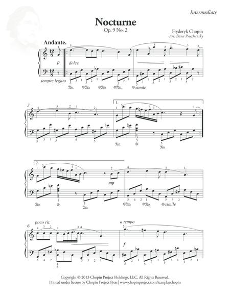 Nocturne Op. 9 No. 2