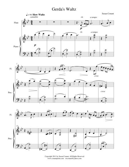 Gerda's Waltz