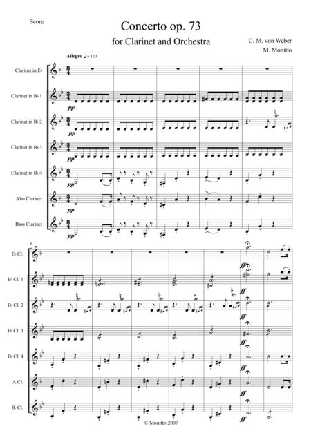Concerto op. 73