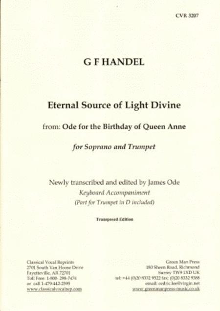 Eternal Source Soprano/Trumpet in D