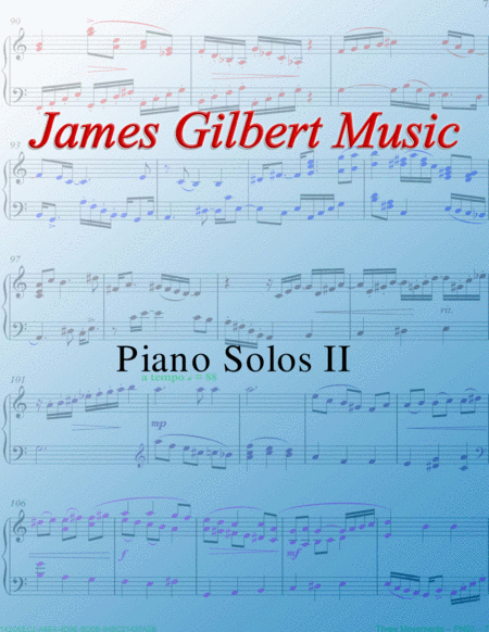 Through the Forest Mist: Piano solo selections