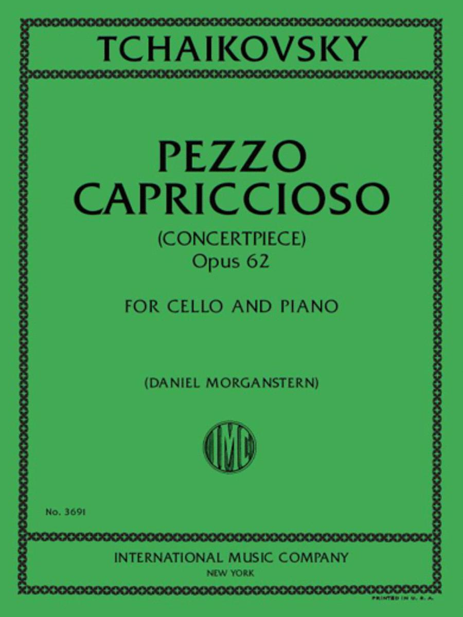 Pezzo Capriccioso, Opus 62
