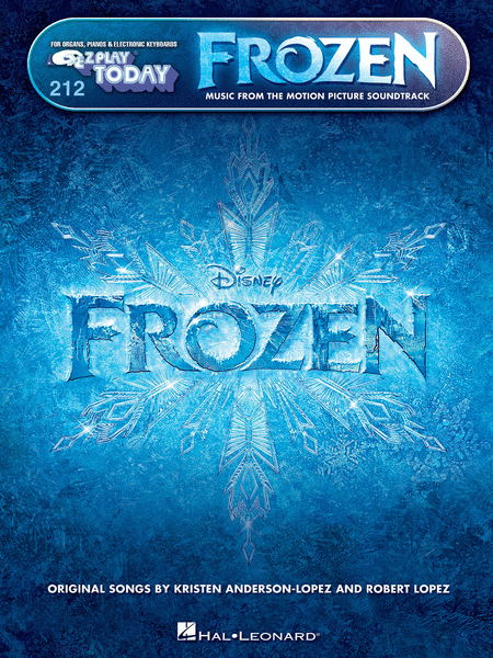 Frozen (E-Z Play Today Volume 212)