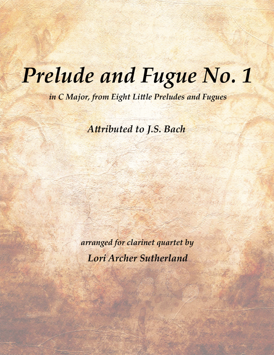 Prelude and Fugue in C Major